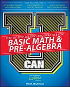 U Can : Basic Math & Pre-Algebra For Dummies