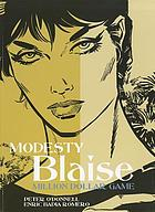 Modesty Blaise. Million dollar game