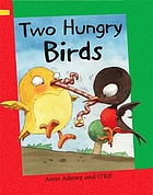 Two hungry birds