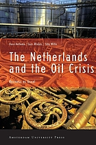 The Netherlands and the oil crisis : business as usual