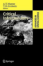 Critical infrastructure : reliability and vulnerability
