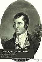 The complete poetical works of Robert Burns.