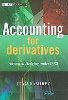 Accounting for derivatives : advanced hedging under IFRS