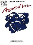 Aspects of love original cast recording