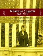 Women in Congress, 1917-2006