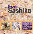 Modern sashiko - beautiful embroidery combining the modern with the traditi.