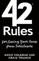 42 rules for saving your house from foreclosure