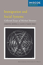 Immigration and Social Systems : Collected Essays of Michael Bommes