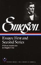 Essays : first and second series