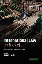 International law on the left : re-examining Marxist legacies