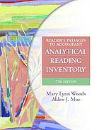 Analytical reading inventory : comprehensive assessment for all students including gifted and remedial