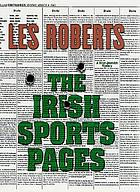 The Irish sports pages : a Milan Jacovich mystery