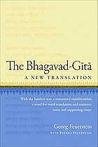 The Bhagavad-Gita : a new translation
