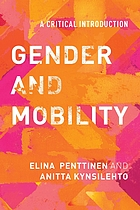 Gender and mobility : a critical introduction