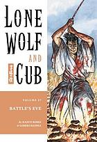 Lone Wolf and Cub. volume 27, Battle's eve