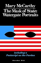 The mask of state: Watergate portraits