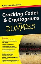 Cracking Codes and Cryptograms