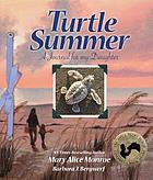 Turtle summer : a journal for my daughter