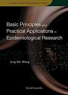 Basic principles and practical applications in epidemiological research