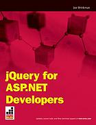 JQuery for ASP.NET developers