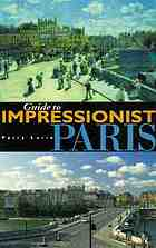 Guide to impressionist Paris
