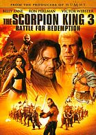 The scorpion king 3 : battle for redemption