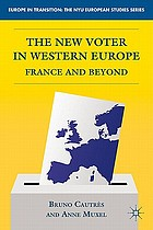 The new voter in Western Europe : France and beyond