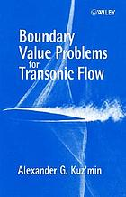 Boundary-value problems for transonic flow
