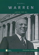 Earl Warren : justice for all