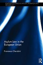 Asylum law in the European Union