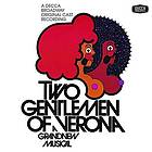 Two gentlemen of Verona : a Decca Broadway original cast recording