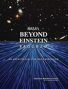 NASA's Beyond Einstein Program : an architecture for implementation