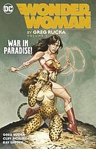 Wonder Woman by Greg Rucka.