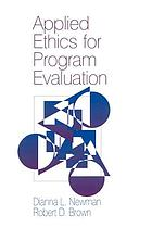 Applied ethics for program evaluation