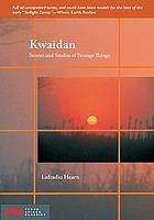 Kwaidan : stories and studies of strange things