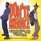 Don't be a menace to South Central while drinking your juice in the hood : the soundtrack.