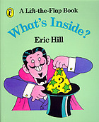 What's inside? : a lift-the-flap book