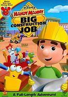 Handy Manny. / Big construction job