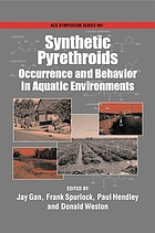 Synthesis and chemistry of agrochemicals