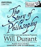 The story of philosophy. / Vol. 1
