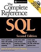SQL : the complete reference