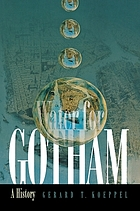 Water for Gotham : a history