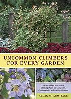 Armitage's vines and climbers : a gardener's guide to the best vertical plants