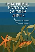 Environmental physiology of marine animals