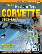 How to restore your corvette 1936-1967