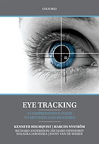 Eye tracking : a comprehensive guide to methods and measures
