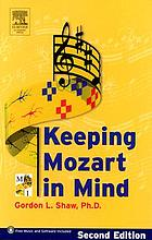 Keeping Mozart in mind