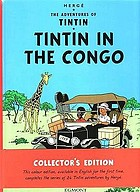 Tintin in the Congo.