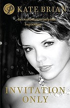 Invitation only : a Private novel