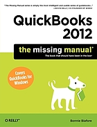 QuickBooks 2012 : the Missing Manual.